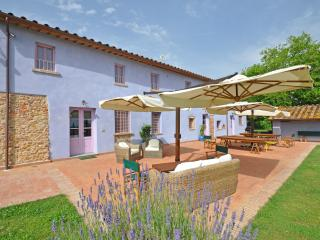 Tuscan Villa with Private Pool for a Group - Villa Telma, Montecarlo