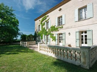 Historic Chateau near Aix-en-Provence with elevator - Chateau d'Puyricard