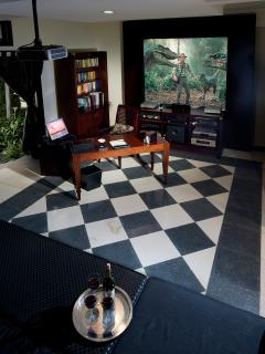 The Ylang Ylang - Entertainment room