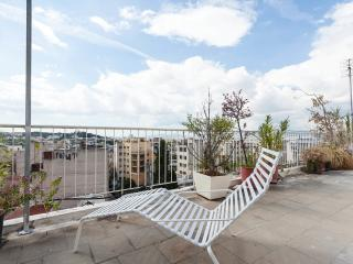 Sophisticated 1 bed'm apt. Roof top with great views!