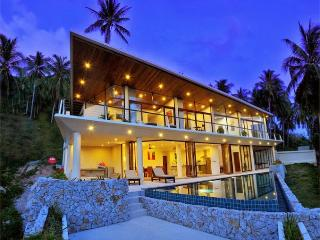 ABSOLUTE PRIVACY WITH OCEAN VIEWS !, Lamai Beach