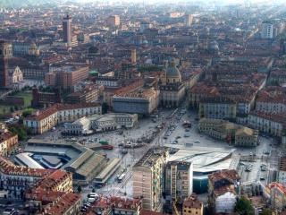 Bilocale accogliente in centro a Torino, Turin