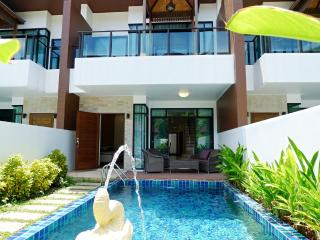 Stylish private pool townhouse at Kamala beach