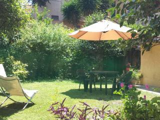 Casa con giardino nel centro di Tivoli