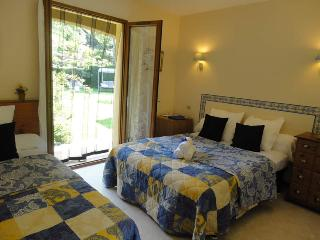 Bed and Breakfast triple room Cogollo