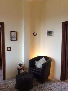 seating area in main room