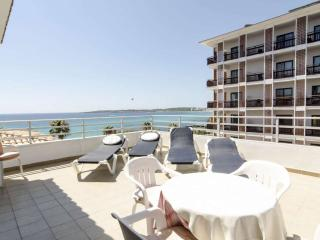 Apartment Atico with pool stunning sea view