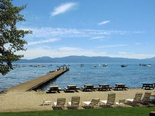 3 BR Rocky Ridge Condo in Tahoe City w/ HOA - Pool, Tennis, & Private Beach!