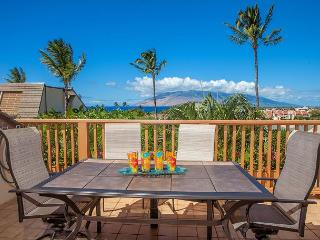 Maui Kamaole L-202: 2B 2Ba Full Ocean View. Great Rates!