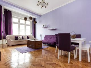 The Lilac flat, stlye in the center for you!, Budapest