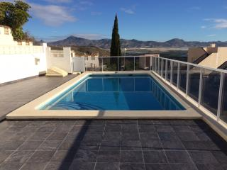 Bolnuevo villa with views and own private pool