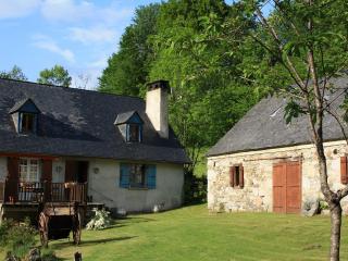 maison de montagne, Estaing