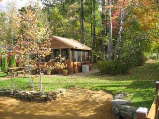 Waterfront | Shared Dock | Gas Grill | Bunk House, Gilmanton