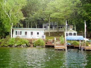 Island Location | Large Deck w/ space for 24' boat, Tuftonboro