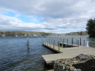 Waterfront | Gorgeous Views | Large Dock | Garage, Laconia