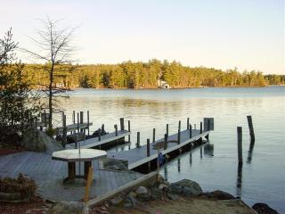 Waterfront | Screened Porch | Large Kitchen, Meredith
