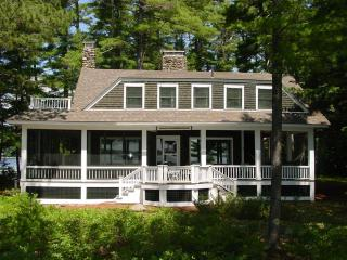 Waterfront | Amazing Boat House | Gas Grill, Moultonborough