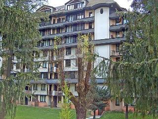 Le Chamois Blanc, Chamonix