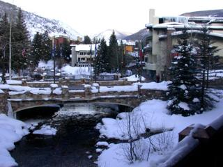 Vail Village On Gore Creek