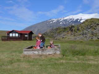 Þórubúð, Hellnar
