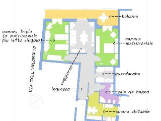Casa vacanze Casa Lea, Rom