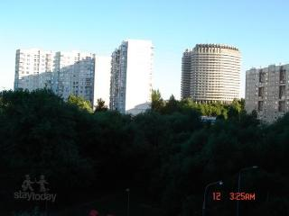 Apartment in Moscow #441, Moskau