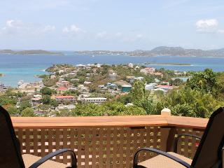 Bliss at Cruz Views Condo, Cruz Bay