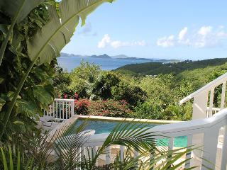 Perelandra Villa, British Virgin Islands