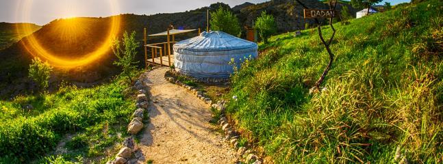 'Qadan' from the access path
