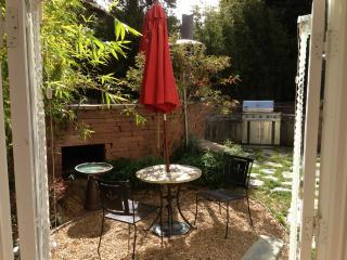 Stunning Cottage, Step-Out Garden, W/D, Hot tub, San Francisco