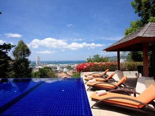 Villa Yoosook Sea View Private Pool Villa in Patong Phuket with Chef and Maid