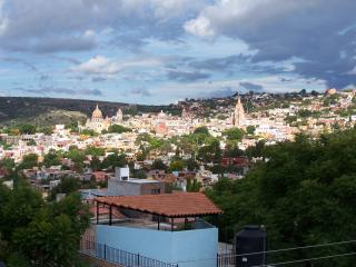 A VIEW FROM THE TERRACE!, San Miguel de Allende