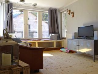 Vacation Apartment in Sankt Blasien - 969 sqft, comfortable, tranquil, bright (# 9144)