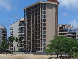 Kahana Beach Resort Oceanfront, Ocean View Studio,Avail:Sep-Dec '17Only$699/Week