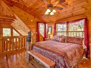 Bearly Naked Log Cabin