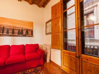 Luxury apartment with terrace near Las Ramblas, Barcelona