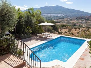 New Villa Fantastic views, 2+1bed Private Pool, Coín