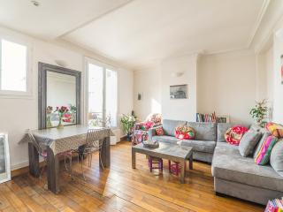 A very pleasant flat in Montmartre