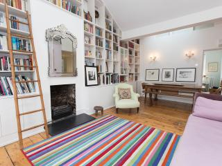 Sunny Notting Hill Loft with Lovely 3 Acre Garden