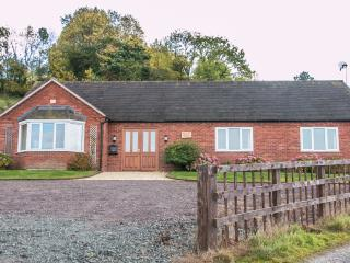 Detached Modern house in rural setting, Much Wenlock
