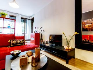 84m2 sup. 2bedroom ap. terrace A/C; WI-FI CITY31, Budapest