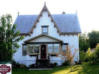 The Mission House Bed & Breakfast - a beautiful, historic property