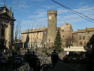 Viterbo medieval town, Bagnaia