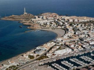 3bed, 2 bath, 4 terrace, duplex with pool,, Cabo de Palos