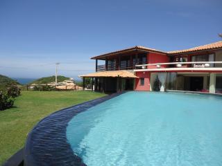 Maison a louer, avec vue sur l'ocean a Buzios rio