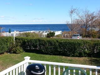 A Seaside Retreat with Oceanfront Pool, Rockport