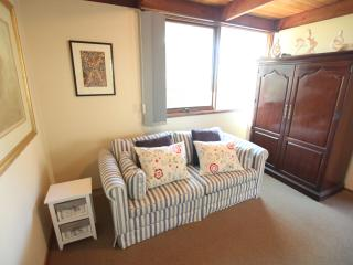 A double sofa bed for guests 9 & 10