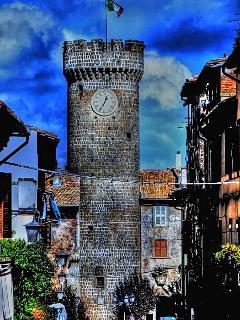 Torre di Bagnaia-Viterbo