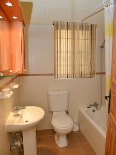 Separate 3rd bathroom