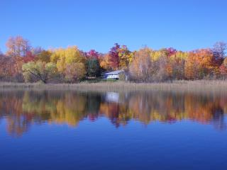 Fall/Winter Getaway - Private Vacation Lake House, Cohasset